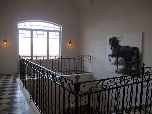Can Faustino_menorca_hoteles chulos_arquitectura_palacio olivares_escaleras