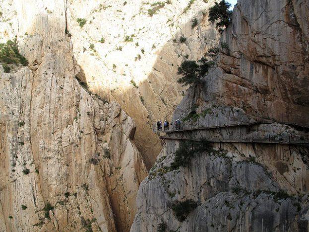 The King's Little Pathway_europanostra ward_caminito del rey_heritage_patrimonio
