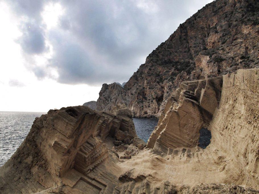 Atlantis (Ibiza), de cantera a lugar paradisíaco - reharq* _