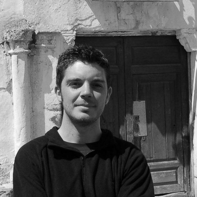 David Cejudo, referente y 'salvador' (#salvemosborondo) de la arquitectura popular manchega.