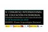 CARTEL-COLLAGE_#CIEP4-congreso-internacional-educacion-patrimonial-2018-madrid